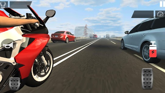 Traffic Moto 3D Apk  Download For Android 4