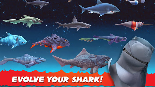 Hungry Shark Evolution  mod screenshots 2