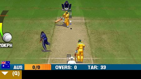 IND vs AUS Cricket Game 2016 1.0.9 screenshot 435877