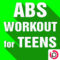 Abs Routine for Teens icon