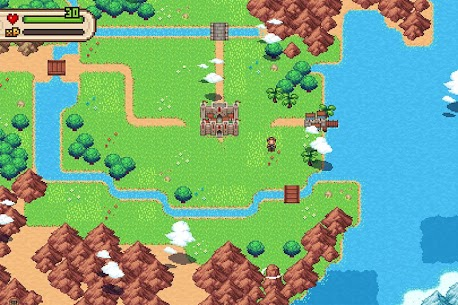 Evoland 2 MOD (Unlimited Gold Coins) 5