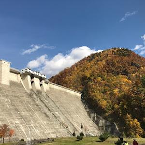 定山渓ダム ダムめぐり
