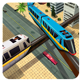 Monorail Simulator 3D