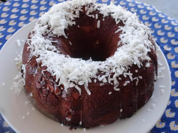 Passover Honey Cake
