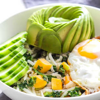 Breakfast Buddha Bowl.