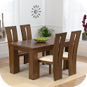 Wooden Dining Set icon
