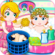 Baby girl day care APK