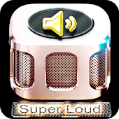 Super high volume booster (super loud speaker pro)