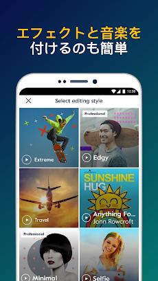 Magisto スマートな動画編集・ムービーとスライドショー作成アプリのおすすめ画像2
