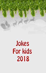 Jokes for kids - náhled