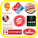 All in One Food Ordering app