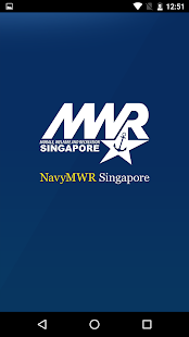 NavyMWR Singapore- screenshot thumbnail