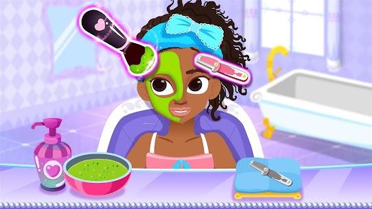 Princess Makeup: Snow Ball 7