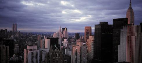 Photo: Twin Towers