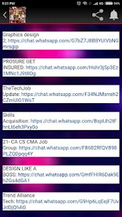 Whats Group Invites –  1000+ latest Join Links 3