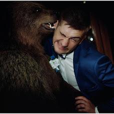 Wedding photographer Aleksandr Morozov (msvsanjok2). Photo of 31.08.2018