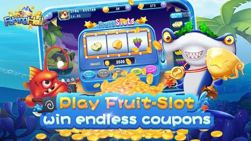 Fishing Hall-Free Slots,Poker,Fishing Saga 1.0.6 screenshots 11