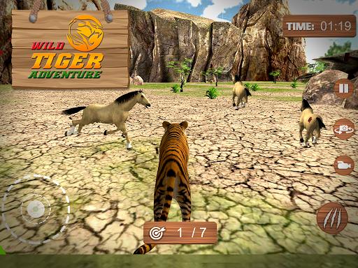 免費動作App|野生虎的冒險|阿達玩APP