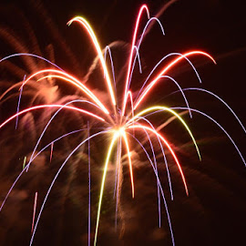 by Mark Hopkins - Abstract Fire & Fireworks (  )