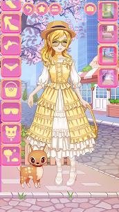 Anime Kawaii Dress Up 4