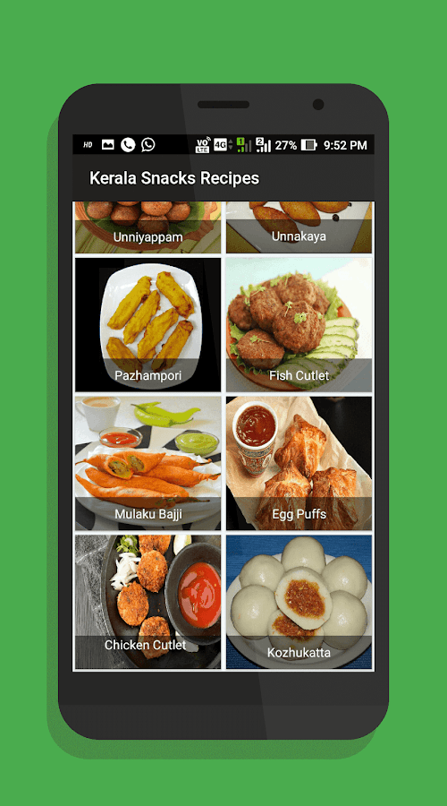 Kerala food recipes android apps on google play kerala food recipes screenshot forumfinder Images