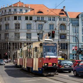 Bydgoszcz by Katarzyna Najderek - City,  Street & Park  Historic Districts