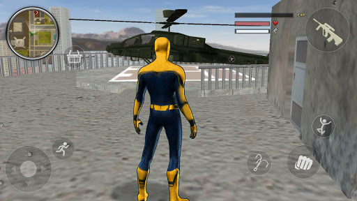 Spider Rope Gangster Hero Vegas screenshot 3
