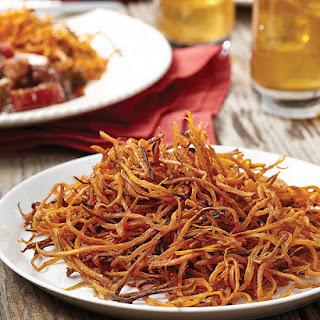 Spiced Sweet Potato Fries.