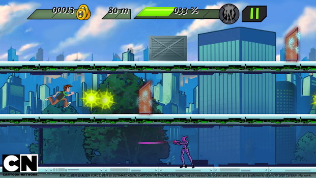 Ben 10: Omnitrix Power