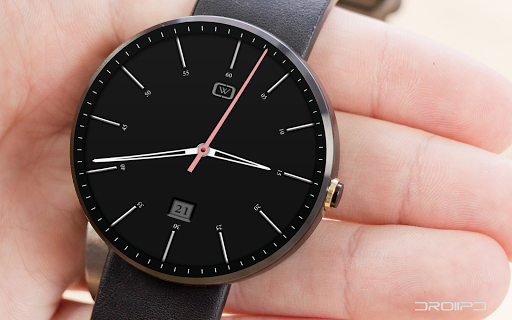 Topple HD Watch Face
