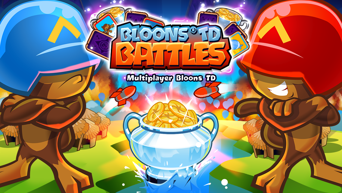 #1. Bloons TD Battles (Android)