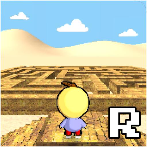 3D Maze Retro 冒險 App LOGO-APP開箱王
