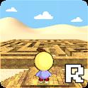 3D Maze Retro icon