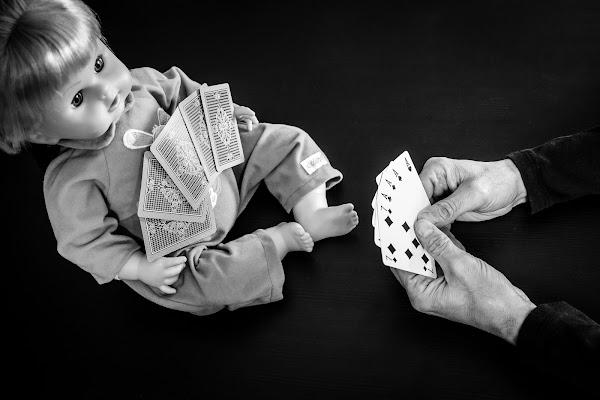Poker d'assi, caro mio! di E l i s a E n n E