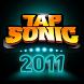 音楽ゲーム:TAPSONIC