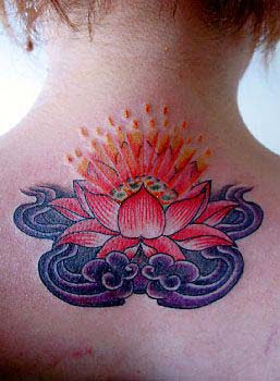 Best lotus flower tattoos designs ideas