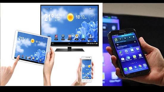 App Share Screen Mirroring to Tv APK for Windows Phone