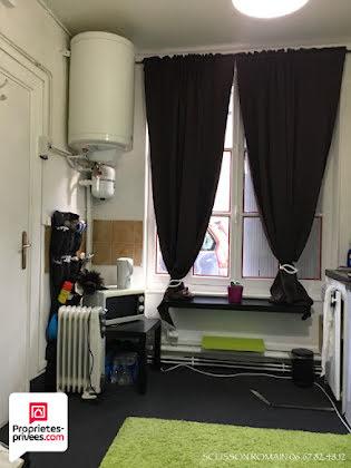 Vente studio 12 m2