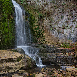 Walters Falls by Carl Chalupa - Landscapes Waterscapes ( waterfalls, waterfall, walter's falls, water,  )