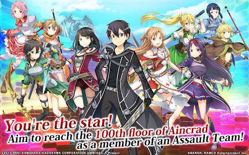 Sword Art Online: Integral Factor (BANDAI NAMCO Entertainment)