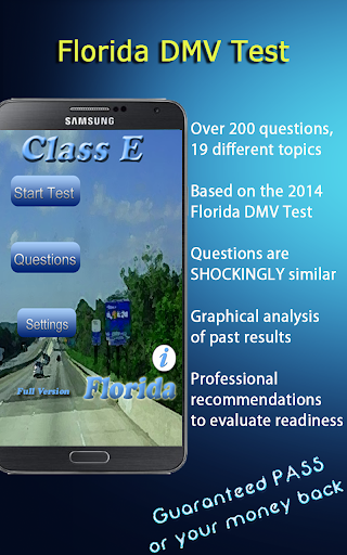 florida class e driver license test 2017