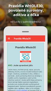 Whole30 recepty z Paleosnadno - náhled