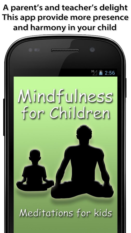 Mindfulness for Children free- screenshot