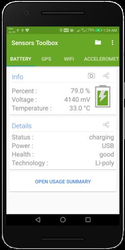 Sensor Toolbox  screenshots 1