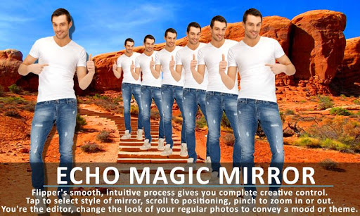Echo Mirror Magic screenshot 4