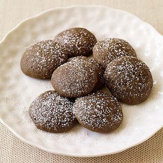 Devil's Food Cookies.