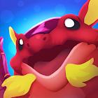 Drakomon - Battle & Catch Dragon Monster RPG Game icon