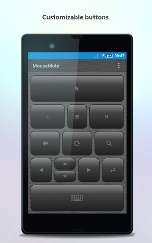 MouseMote AirRemote Full- screenshot