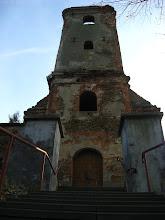 Photo: Kolejny punkt programu to ruiny kościoła pw. św. Józef z lat 1805-10.