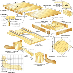 Blueprints woodworking android apps on google play blueprints woodworking screenshot thumbnail malvernweather Choice Image